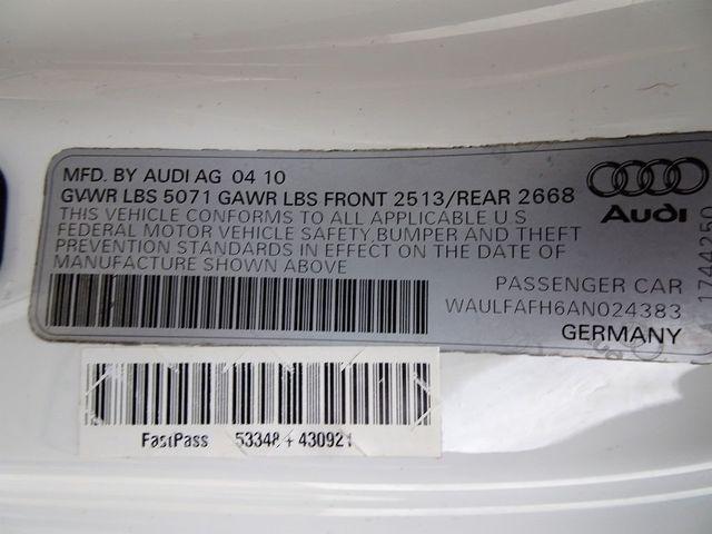 2010 Audi A5 Premium Plus Madison, NC 53