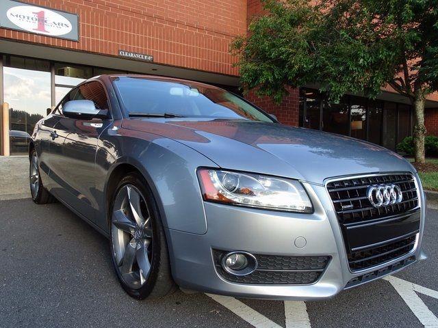 2010 Audi A5 3.2L Prestige
