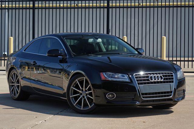 2010 Audi A5 2.0L Prestige | Plano, TX | Carrick's Autos in Plano TX