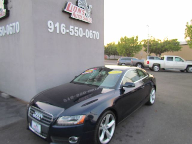 2010 Audi A5 2.0L Premium Plus in Sacramento, CA 95825