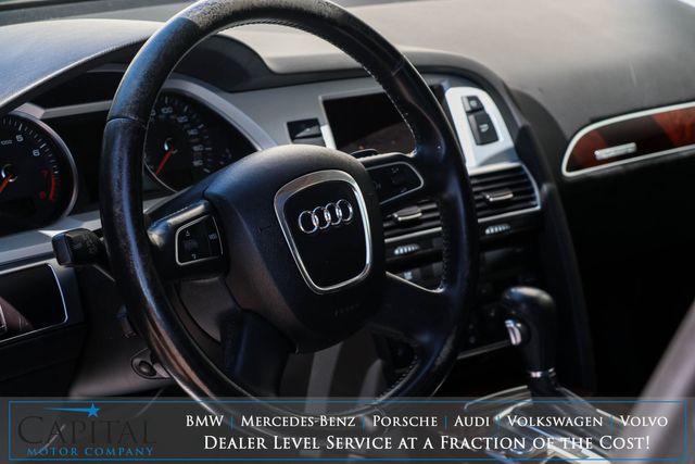 "2010 Audi A6 Prestige 3.0T Quattro AWD w/Nav, Backup Cam, Heated Seats, Keyless Start & 18"" Rims in Eau Claire, Wisconsin 54703"
