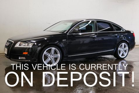 2010 Audi A6 Prestige 3.0T Quattro AWD w/Navigation, Backup Cam, Heated Seats, BOSE Audio & Keyless Start in Eau Claire