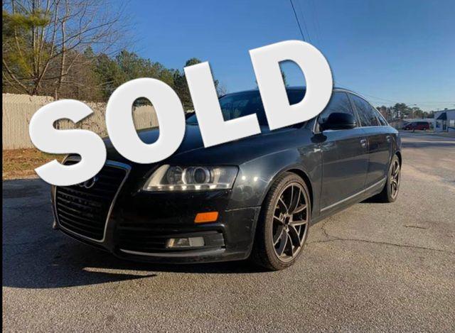 2010 Audi A6 3.0T Premium Plus Snellville , GA