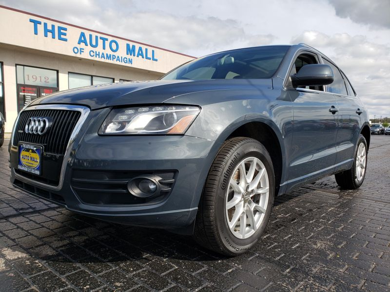 2010 Audi Q5 Premium Plus | Champaign, Illinois | The Auto Mall of Champaign in Champaign Illinois