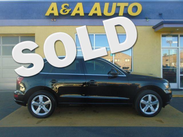 2010 Audi Q5 Premium Plus in Englewood, CO 80110