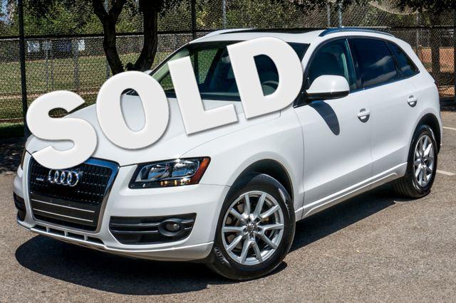 2010 Audi Q5 Premium Reseda, CA 0