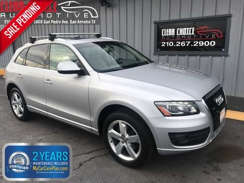 2010 Audi Q5 Premium Plus in San Antonio, TX