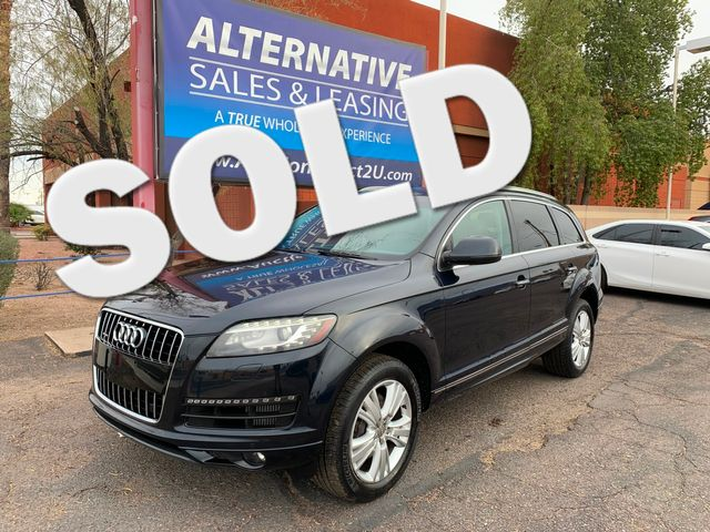 2010 Audi Q7 3.0L TDI Premium Plus 4 YEAR/48,000 MILE TDI FACTORY WARRANTY Mesa, Arizona