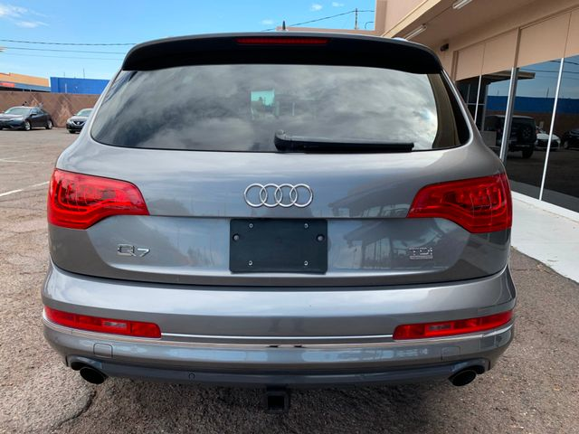 2010 Audi Q7 AWD QUATTRO 3.0L TDI Premium Plus 10 YEAR/120,000 MILE TDI WARRANTY Mesa, Arizona 3