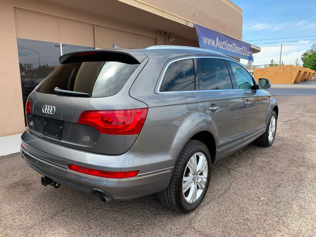 2010 Audi Q7 AWD QUATTRO 3.0L TDI Premium Plus 10 YEAR/120,000 MILE TDI WARRANTY Mesa, Arizona 4