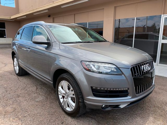 2010 Audi Q7 AWD QUATTRO 3.0L TDI Premium Plus 10 YEAR/120,000 MILE TDI WARRANTY Mesa, Arizona 6