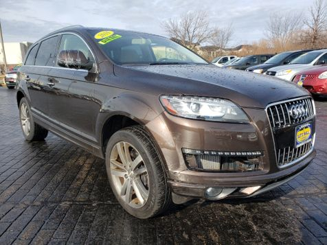 2010 Audi Q7 3.0L TDI Premium Plus | Champaign, Illinois | The Auto Mall of Champaign in Champaign, Illinois