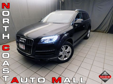 2010 Audi Q7 3.0L TDI Premium Plus in Cleveland, Ohio