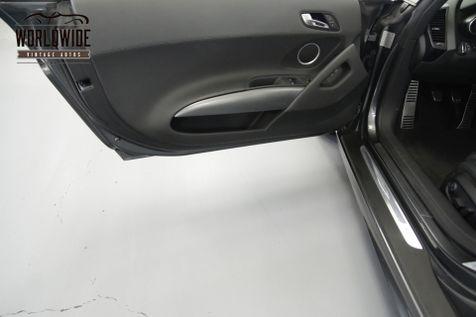 2010 Audi R8 V10 5.2L 6 SPEED 1 OF 500 4K MILES ONE OWNER.   Denver, CO   Worldwide Vintage Autos in Denver, CO