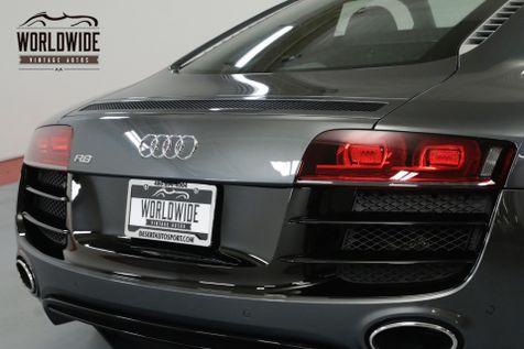 2010 Audi R8 V10 5.2L 6 SPEED 1 OF 500 4K MILES ONE OWNER. | Denver, CO | Worldwide Vintage Autos in Denver, CO