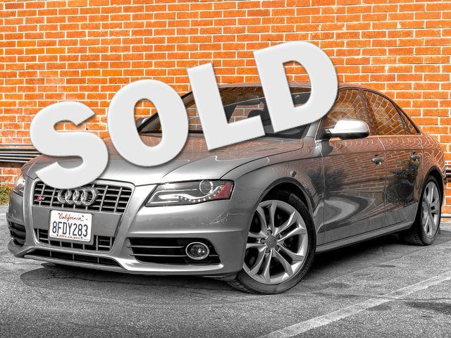 2010 Audi S4 Premium Plus Burbank, CA
