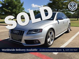 2010 Audi S4 Premium Plus in Rowlett