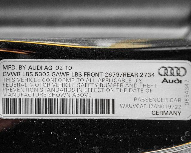 2010 Audi S5 Prestige Burbank, CA 32