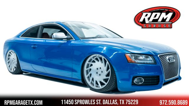 2010 Audi S5 Prestige Bagged with Many Upgrades