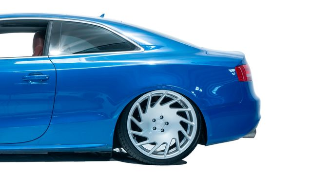 2010 Audi S5 Prestige Bagged with Many Upgrades in Dallas, TX 75229