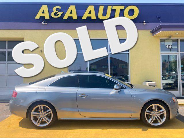 2010 Audi S5 Premium Plus in Englewood, CO 80110