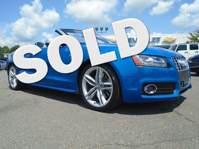 2010 Audi S5 Premium Plus Madison, NC