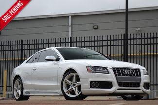 2010 Audi S5 Prestige*Sunroof*Only 79k*AWD*BU Cam* | Plano, TX | Carrick's Autos in Plano TX