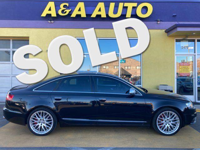 2010 Audi S6 Prestige in Englewood, CO 80110