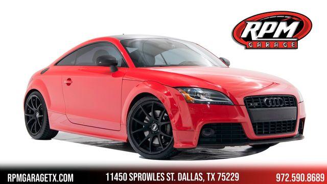 2010 Audi TTS 2.0T Prestige