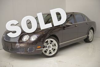 2010 Bentley Continental Flying Spur Houston, Texas