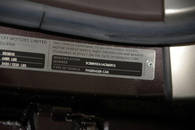 2010 Bentley Continental Flying Spur Houston, Texas 39
