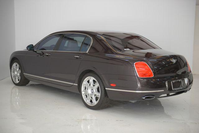 2010 Bentley Continental Flying Spur Houston, Texas 9