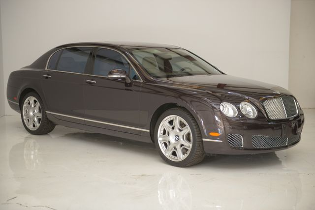 2010 Bentley Continental Flying Spur Houston, Texas 1