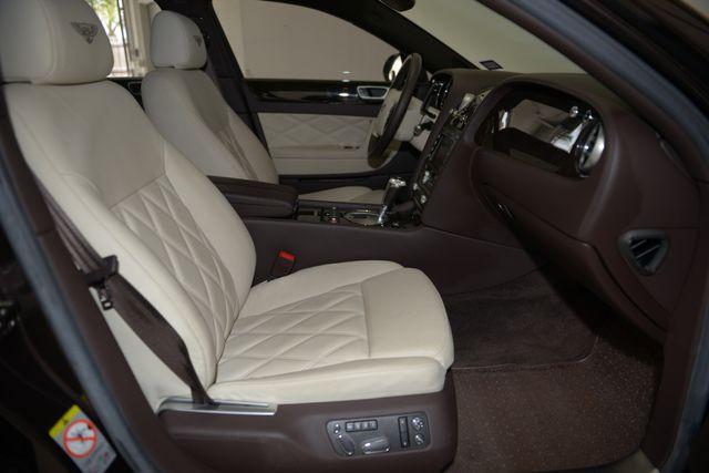 2010 Bentley Continental Flying Spur Houston, Texas 25