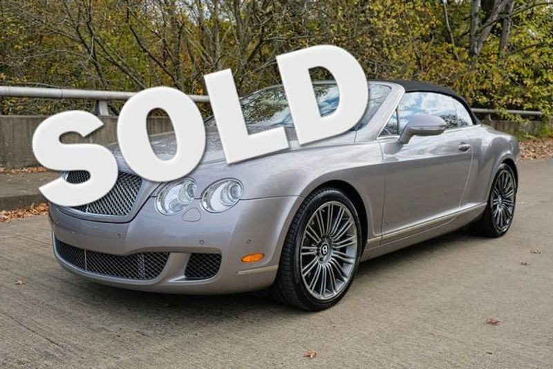 2010 Bentley Continental GTC Speed | Memphis, Tennessee | Tim Pomp - The Auto Broker in Memphis Tennessee