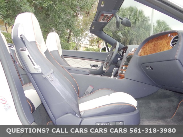 2010 Bentley Continental GTC in West Palm Beach, Florida 33411