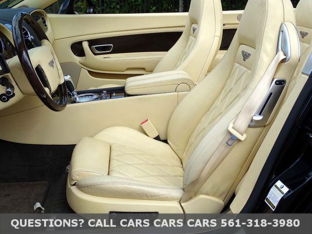 2010 Bentley Continental GTC Speed in West Palm Beach, Florida 33411