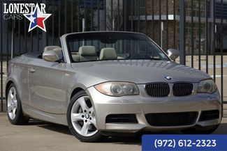 2010 BMW 1-Series 135i Convertible 33 Service Records in Plano Texas, 75093