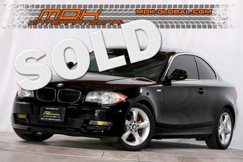 2010 BMW 128i - Premium pkg - Cat-back exhaust in Los Angeles