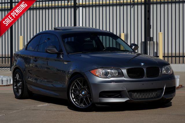 2010 BMW 135i M Sport* Premium Pkg* Steptronic* Sunroof** | Plano, TX | Carrick's Autos in Plano TX