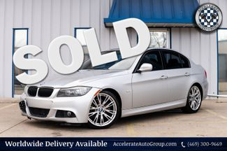 2010 BMW 328i NAV AUTO TRANSMISSION M WHEELS LEATHER NICE!!! in Rowlett