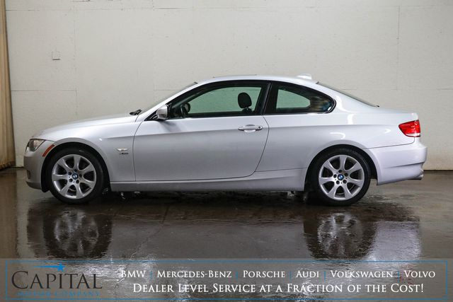 2010 BMW 328xi xDrive AWD Coupe with Sport Package, Navigation, Moonroof, Heated Seats & B.T. Audio in Eau Claire, Wisconsin 54703