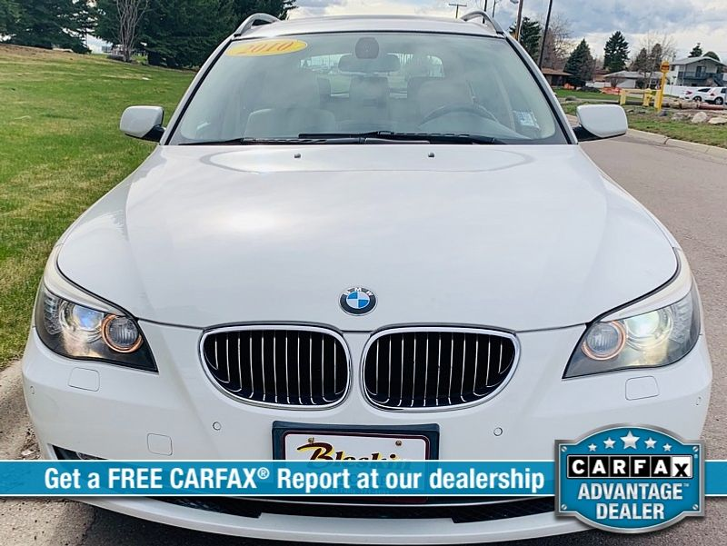 2010 BMW 5 Series 4dr Sports Wgn 535i xDrive AWD  city MT  Bleskin Motor Company   in Great Falls, MT