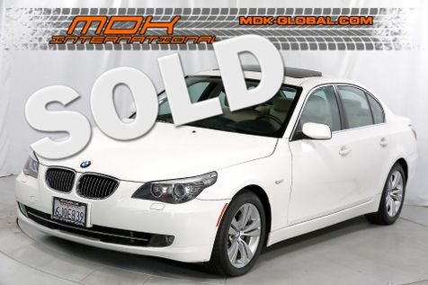 2010 BMW 528i - Premium pkg - Only 54K miles since new in Los Angeles