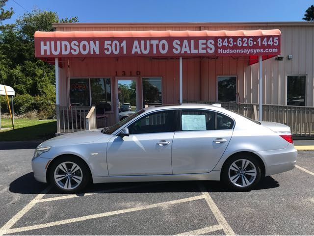 2010 BMW 528i 528i | Myrtle Beach, South Carolina | Hudson Auto Sales in Myrtle Beach South Carolina