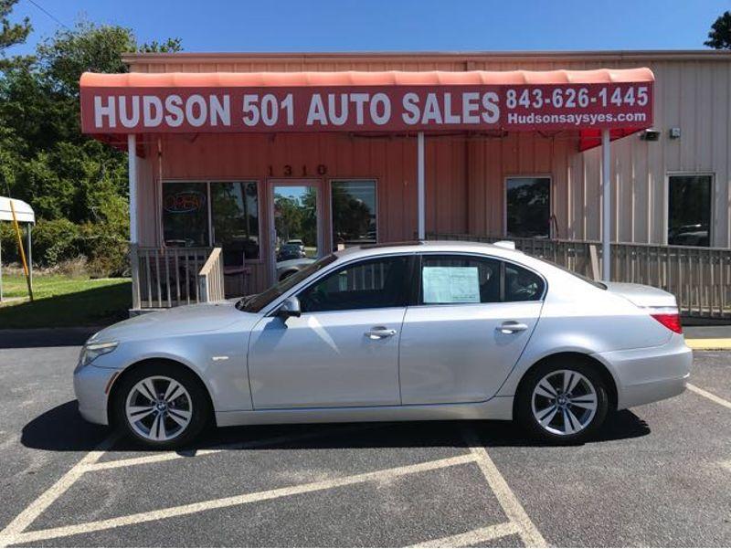 2010 BMW 528i 528i | Myrtle Beach, South Carolina | Hudson Auto Sales in Myrtle Beach South Carolina