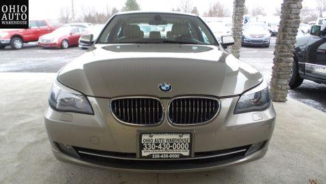 2010 BMW 528i xDrive AWD Navigation Sunroof V6 Clean Carfax We Finance   Canton, Ohio   Ohio Auto Warehouse LLC in Canton, Ohio