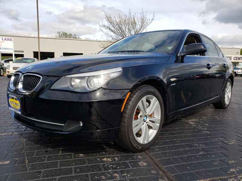 2010 BMW 528i xDrive  | Champaign, Illinois | The Auto Mall of Champaign in Champaign Illinois