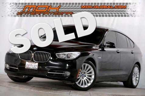 2010 BMW 535i Gran Turismo - Comfort seats - Head up display - Navigation in Los Angeles