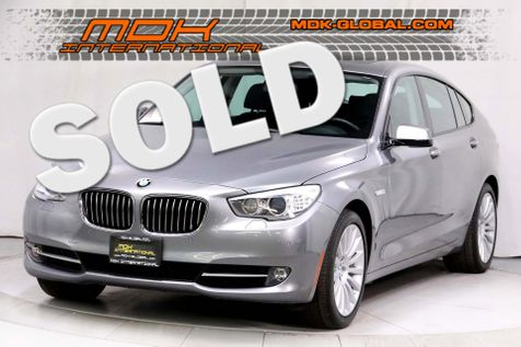 2010 BMW 535i Gran Turismo - Sport pkg - Navigation - Comfort seats in Los Angeles
